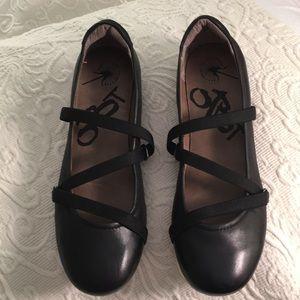 OTBT Black Comfort Loafers
